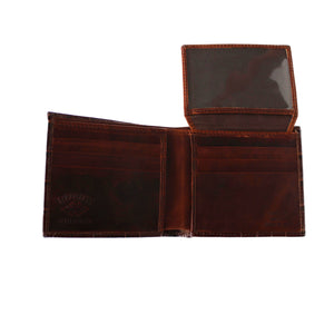 Classic Bifold with Flip