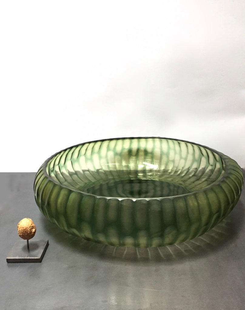 Guaxs glass bowl