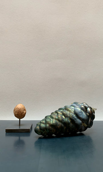 Pinecone Christmas tree decoration large