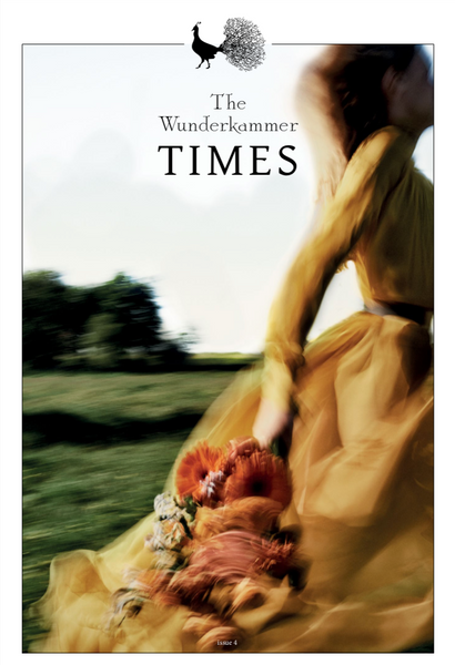 The Wunderkammer Times Issue 4