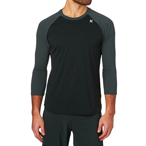 Hurley Dry Icon 3/4-Sleeve Surf Top