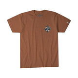 Salty Crew ISLAND TIME SPICED HEATHER S/S PREMIUM TEE