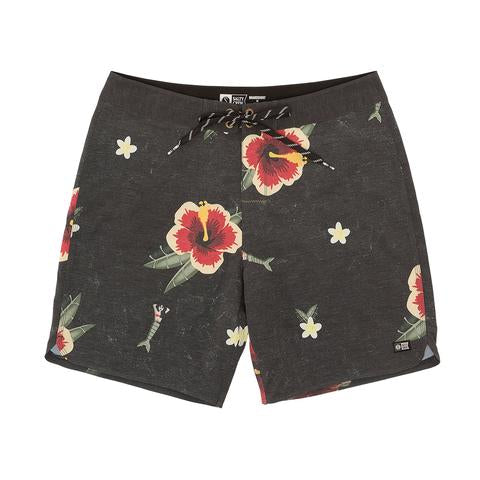 Salty Crew TRADEWINDS BLACK BOARDSHORTS