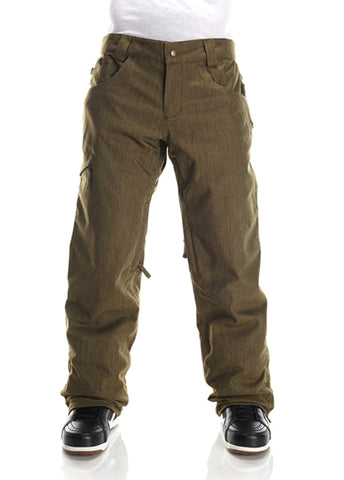 686 Men's Raw Insulated Snowboard Pant