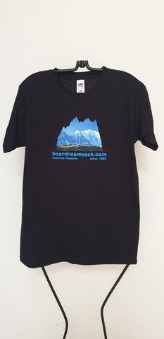 Boardroom Tech Mountain T-Shirt