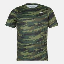 Hurley Dri-Fit Icon Camo Surf T shirt