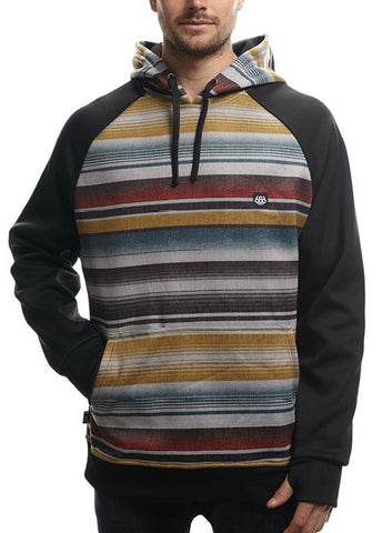 686 Men's Knockout Bonded Fleece Pullover Hoody