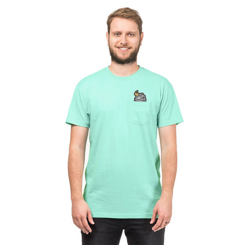 HORSEFEATHERS GRENADE POCKET T-SHIRT