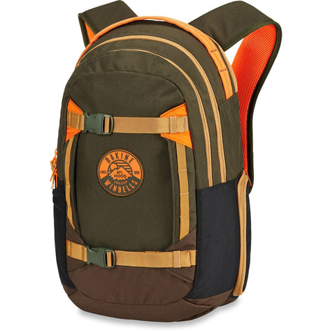Dakine WINDELL'S MISSION 25L Snowboard BACKPACK
