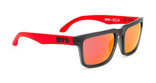 SPY CYRUS AFTERGLO CHERRY BOMB- GREY w/ RED SPECTRA