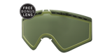 Electric EGV Goggles FREE Bonus Lens ( 3 colour ways )