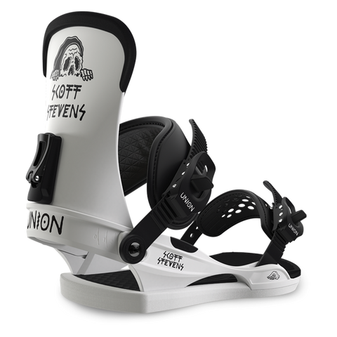 Union Contact SCOTT STEVENS binding