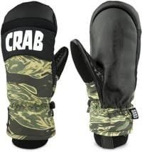 Crab Grab New PUNCH Snowboard MITT + FREE Stomp Pad