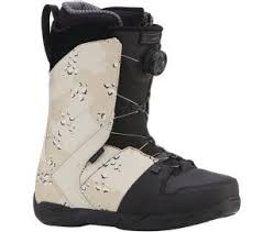 Ride Anthem Boa Coiler Snowboard Boots 2018