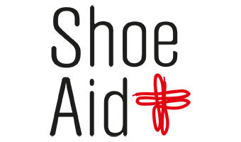 Taylor Blake supporting Shoe Aid...