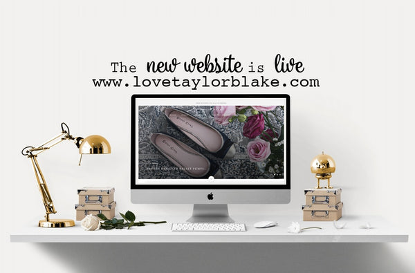 Our new website is live!!
