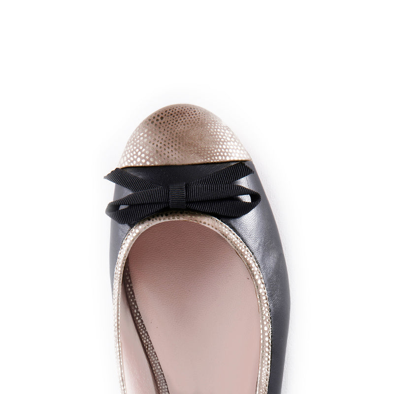 Ballerina flat shoes