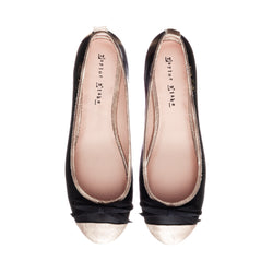 BESTSELLER | Bimini | Best Women's Black Leather Ballet Flats