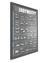 Bodyweight Poster - DIN A1