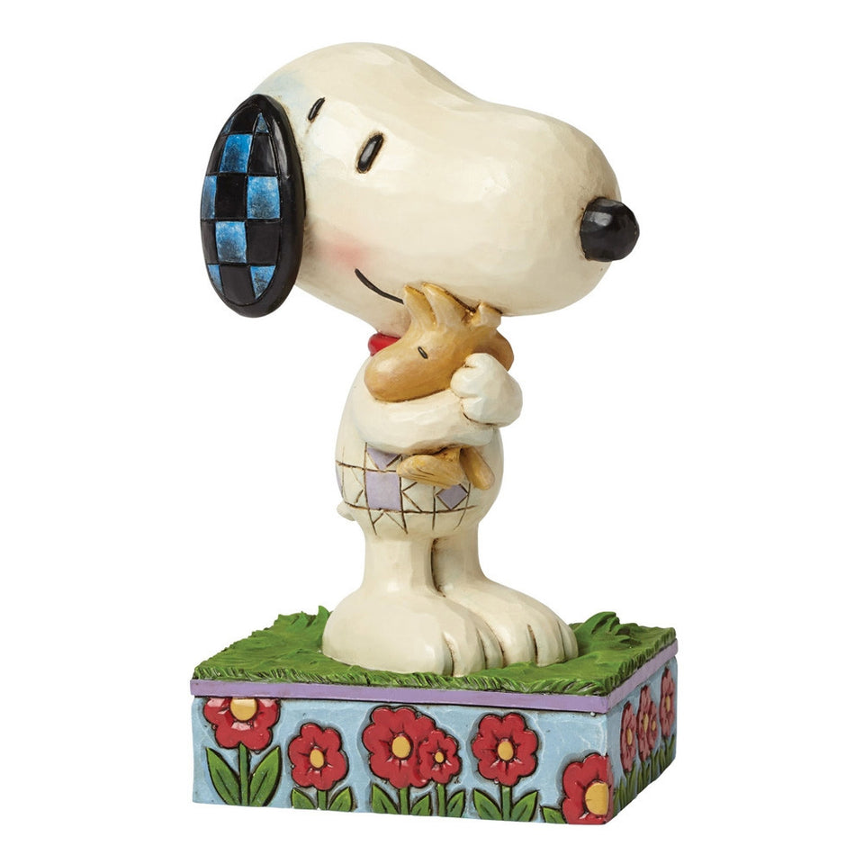 Snoopy, Peanuts, Figurines designed by Jim shaw