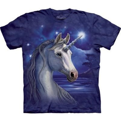 Unicorn Night, T-Shirt by the Mountain