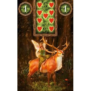 FAIRY LENORMAND ORACLE, Card 1