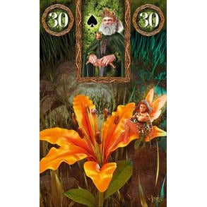 FAIRY LENORMAND ORACLE, Card 30