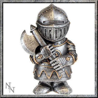 Sir Chopalot, Medieval Knight Figurine