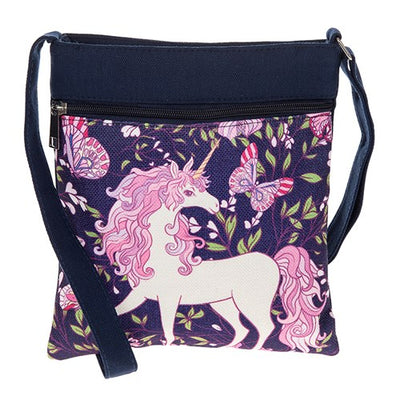 Butterfly Unicorn shoulder bag