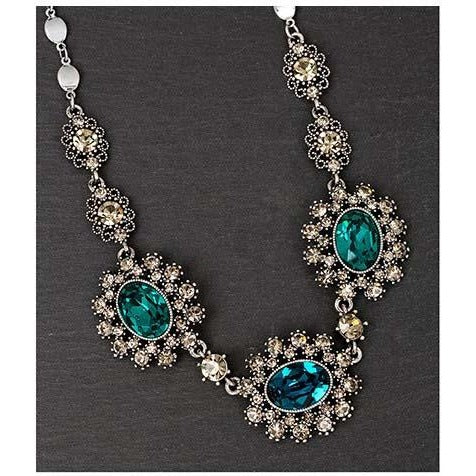 Ornate vintage necklace