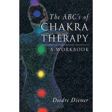 ABC's of Chackra therapy workbook