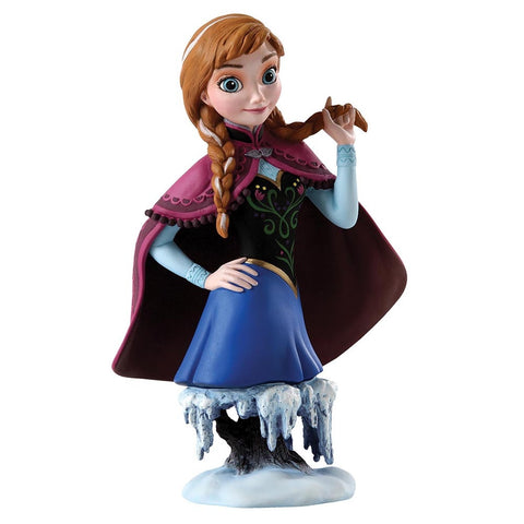 Anna (From Frozen) Bust