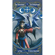 One of the Anne Stokes Legends Tarot cards