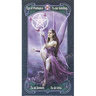 One of the legends tarot cards