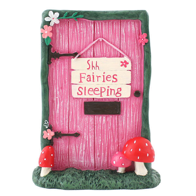 "Fairy Door ""Shh Fairies Sleeping"""