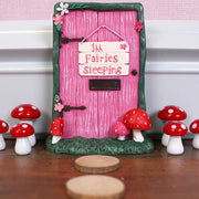 "Fairy Door ""Shh Fairies Sleeping"" and more"