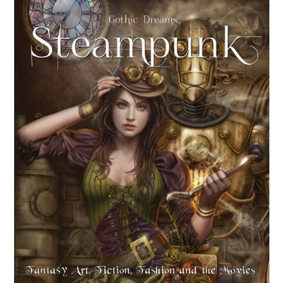 Steampunk, book