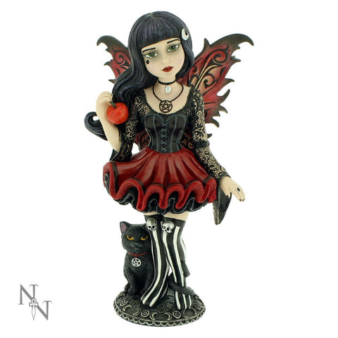 Hazel, Little shadows, Gothic fairy figurine