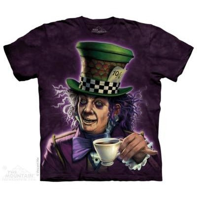 Mad Hatter T-Shirt by The Mountain