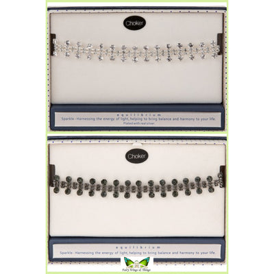 Crystal Sparkle Chokers