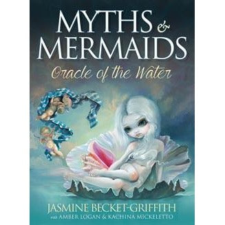 Myths and Mermaids, Oracle of the Water, Jasmine Becket-Griffith