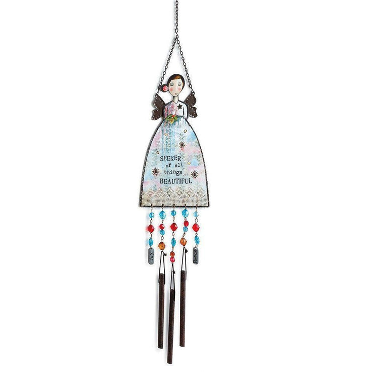 Seeker of all things beautiful, Wind Chime,