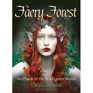 Faery forest Oracle card deck