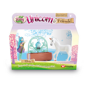 Unicorn & Friends front view