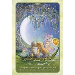 Whispers of Love Oracle, Sample Card