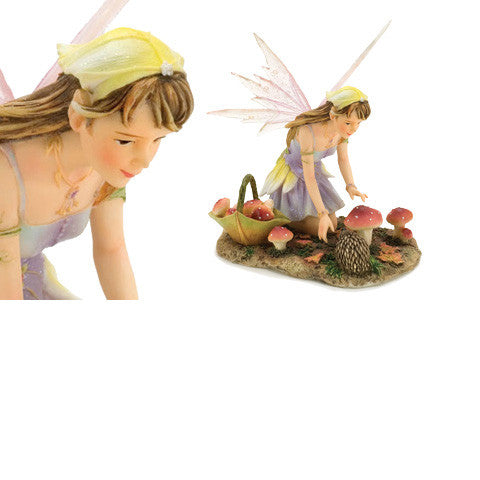 Alvebloom, Faerie Glen fairy figurine