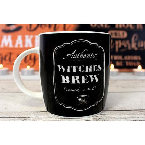 Authentic Witches Brew, Mug
