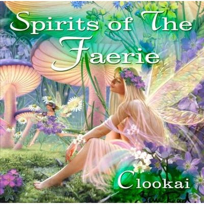 Spirits of the Faerie, Relaxing music CD