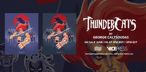Thundercats by George Caltsoudas