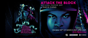 Attack The Block by Tracie Ching